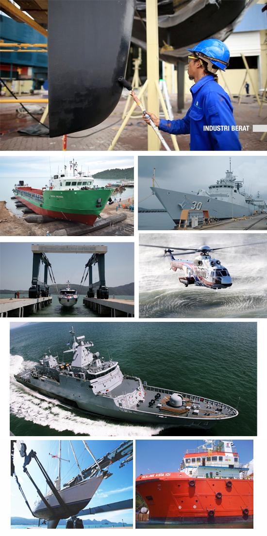 Boustead Holdings Berhad Heavy Industries